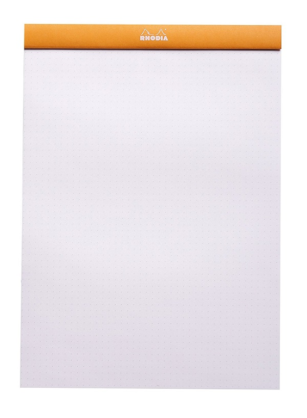 Comprar bloc lettering Clairefontaine Rhodia A4