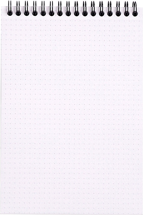 Comprar cuaderno lettering Clairefontaine Rhodia A5 punteado