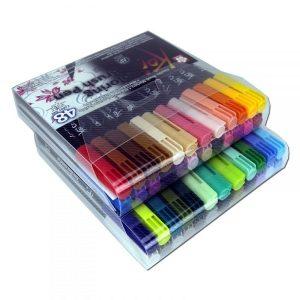 Comprar rotuladores lettering Koi Sakura 48 colores