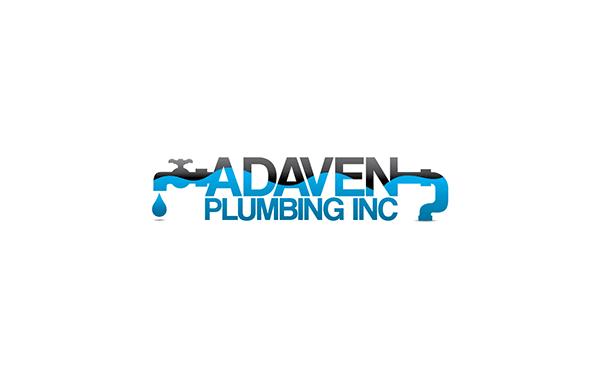 Logo empresa fontanería
