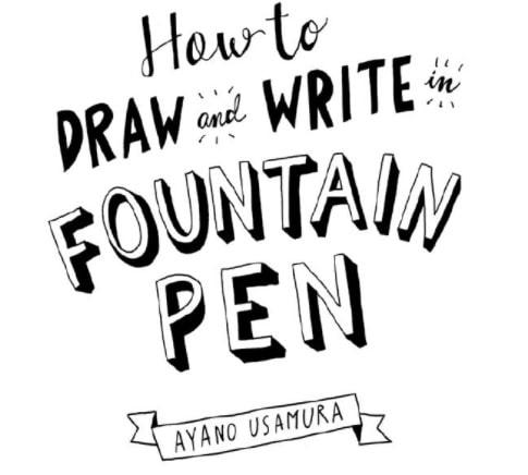 Cómo hacer Hand lettering con pluma