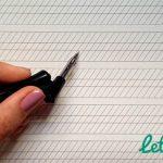 Consejos de caligrafía para zurdos