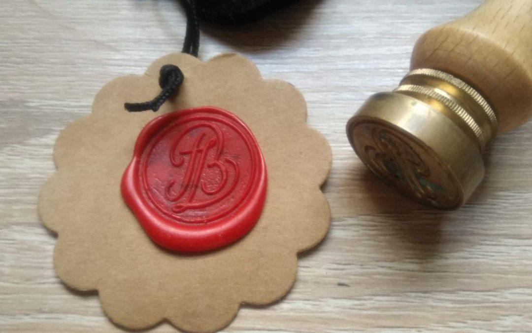 Lettering para diseñar tu propio sello